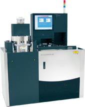 The EVG®520HE semi-automated hot embossing system.