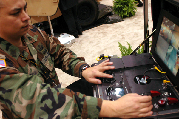 Nanotechnology in the Military