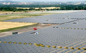 Germany has broken multiple records for solar power generation in 2012, for installed capacity, and for total solar power generated over one day and over six months.