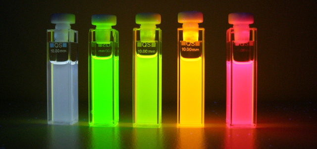synthesis of quantum dots pdf