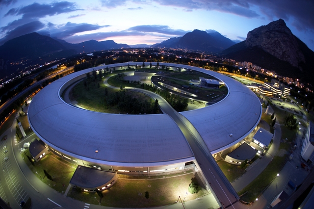 ESRF european synchrotron radiation facility