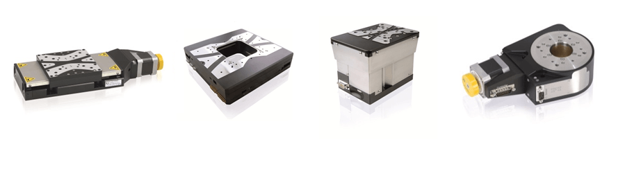 Nanometer Precise Motion with Stepper Motor-Driven Positioning