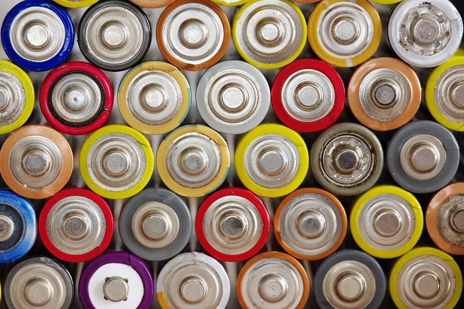 Graphene Balls in Batteries