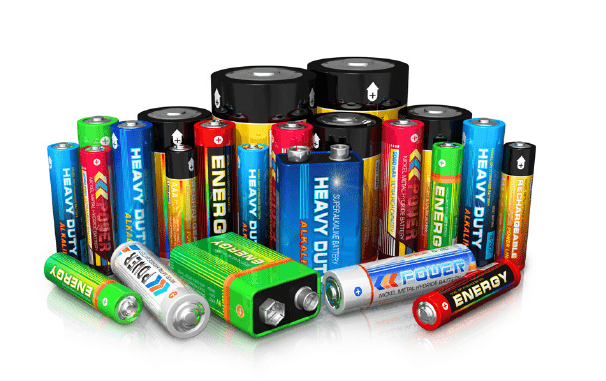 Batteries are used to power many consumer products. Optimizing the efficiency of the batteries requires accurate characterization of the materials used to manufacture them.