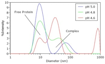 Protein-Polyelectrolyte Complexes and the Characterization of Protein-Polyelectrolyre Complexes Using the Zetasizer ZS