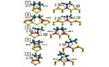 Investigating Bonding Geometries of 1,3-Cyclohexadiene (1,3-Chd) on a Silicon(100) Surface Using CASTEP