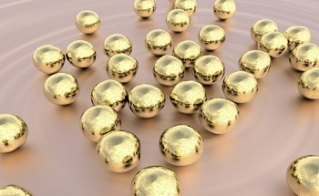 Gold Nanoplugs - Gold Nanoparticles for Use in Biological Sensors - News Item