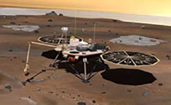 Special Feature - Nanotechnology in Space With Nanosurf Atomic Force Microscope Looking for Life on Mars as Part of Phoenix Mars Mission