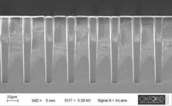 The Cryogenic Process for Etching Micro-Mechanical Systems (MEMS) - Principles, Advances and Applications by Oxford Instruments Plasma Technology