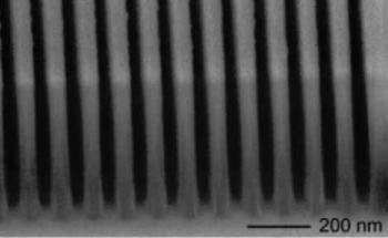 Nanoscale Etching Using the Cobra ICP Source