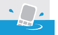 Infographic: Smartphone Water Damage by P2i