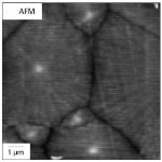 Piezo-Response Mode Imaging of Ferroelectric Domains