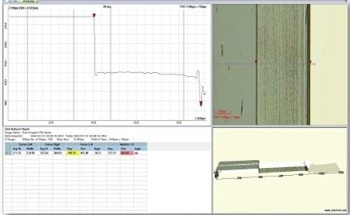 The Advantages of Using the Zeta-20 Optical Profiler  for Edge Inspection and Metrology