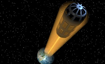 Using Nanotechnology to Build a Space Elevator
