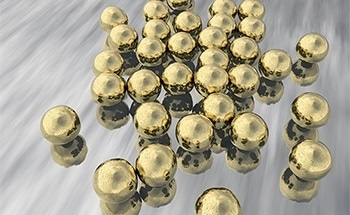 Gold-Coated Nanowires for Sensor Technology