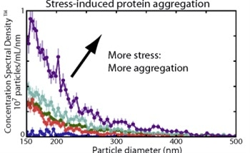 Nanoparticle Analyzation in Protein Aggregation