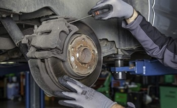 Using Tribology to Evaluate Brake Pads