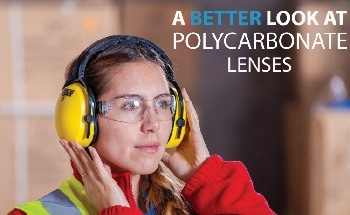 Analysis of Polycarbonate Lenses Using a Profilometer, Tribometer, and a Mechanical Tester