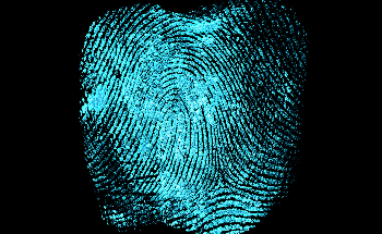 Developing Fingerprints Using Silica Nanoparticles