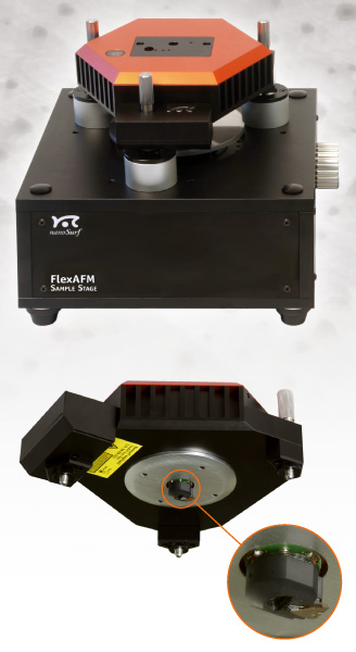 Nanosurf easyScan 2 FlexAFM