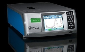 miniDAWN™ TREOS® II Multi-Angle Light Scattering Detector for HPLC/GPC