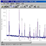 STOE WinXPow Software for Advanced Powder Diffraction Analysis