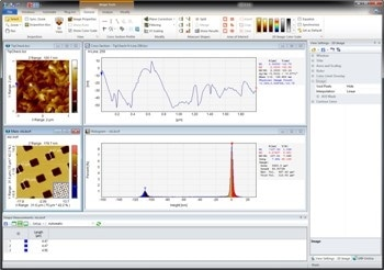 Advanced Microscopy, SPM, AFM and SEM Image Processing - SPIP™ Software