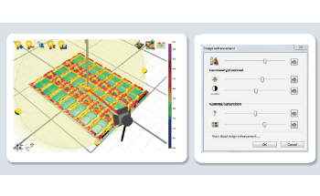 Vision64 Map Software for Improved Metrology and Reporting