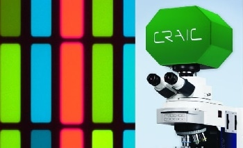 Add UV-Vis, NIR and Fluorescence Microscopy to an Existing Microscope – CRAIC 508PV