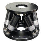 Guaranteeing Positioning Accuracy Specifications with the New Hexapod