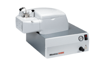 Using the S3500 for Particle Size Analysis