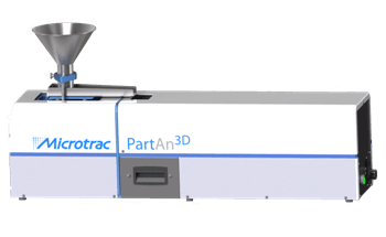PartAn3D – The Only 3D Particle Size and Shape Analyzer on the Planet