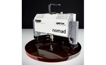 ZYGO's Nomad™ – Lightweight and Portable Optical Profiler