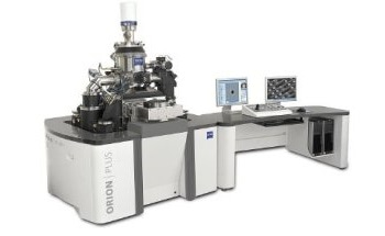 ORION PLUS Helium-Ion Microscope from Carl Zeiss