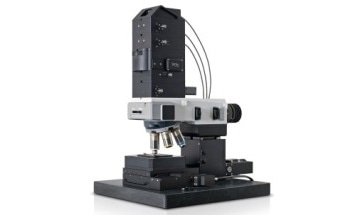 Confocal Raman Microscope alpha300 R from WITec