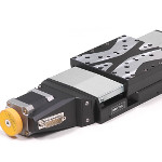 LS-110 Motorized Precision Linear Positioner from PI micos
