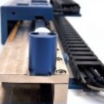 Open-type Single Rail Positioning Stage by H2W Technologies