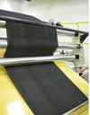 CNF Mat - Continuous Nanomaterial Reinforced Sheet Material for Use in Composite Systems