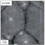 Simultaneous Acquisition of Atomic Force Microscopy (AFM) and Piezo-Response Images