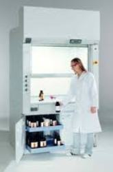 Kottermann High Performance Lab Fume Cupboards from Camlab