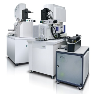 Fully-integrated Raman Imaging and Scanning Electron Microscope - WiTec/TESCAN RISE Microscope