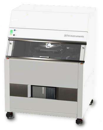 Zeta-500 Series Fully Automated 3D Optical Profiler Metrology Tool from Zeta Instruments
