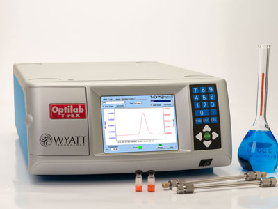 Optilab® T-rEX™ Refractive Index Detector for HPLC/GPC