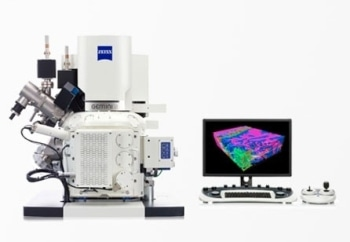 Crossbeam 340 and Crossbeam 540 FIB-SEM-Microscopes from ZEISS