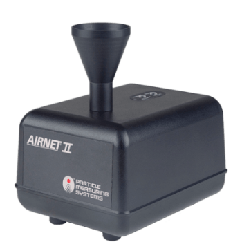 Providing Unparelled Performance with Data Transmission with the Airnet II 4 Channel Air Particle Sensor