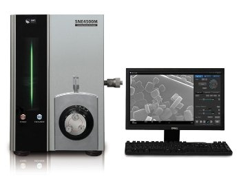 SNE-4500M Tabletop SEM with 5-Axis Stage Control