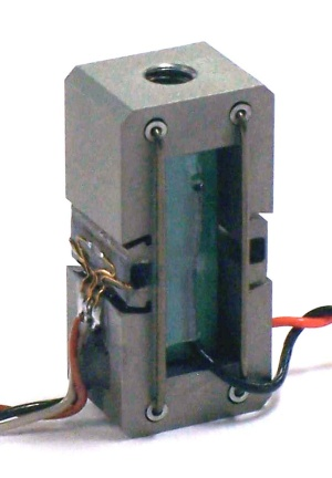 "Dynamic Structures + Materials NA-25 ""Direct Drive"" Piezoelectric Actuator"