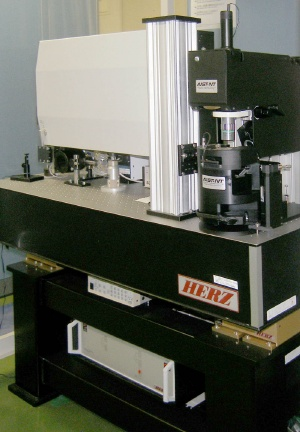 AIST-NT OmegaScope 1000 Scanning Probe Microscope