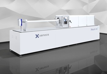 Xeuss 3.0 X-ray Scattering Beamline for Laboratory Applications