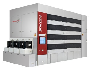 Sokudo Duo Photolithography Coater/Developer